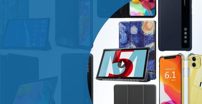 Alle Huawei MediaPad M5 (10.8) hoesjes