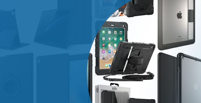 Alle iPad (2018) hoesjes