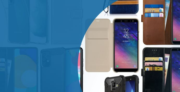 Alle Samsung Galaxy A6 (2018) hoesjes