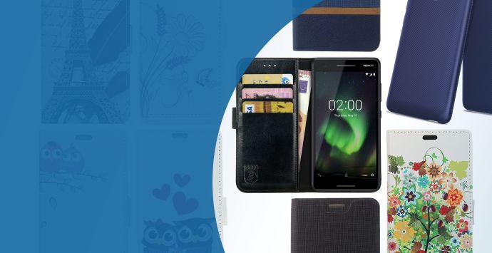 Alle Nokia 2.1 hoesjes