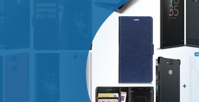 Alle Sony Xperia XA2 Plus hoesjes