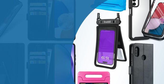 Alle Xiaomi Mi A2 Lite hoesjes