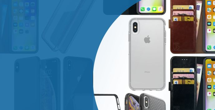Alle iPhone XS Max hoesjes