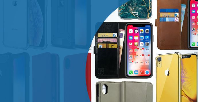 Alle iPhone XR hoesjes