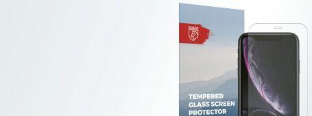 iPhone XR screen protectors
