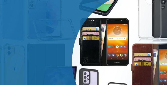 Alle Motorola Moto E5 Play hoesjes