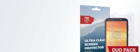 Motorola Moto E5 Play screen protectors