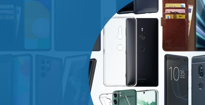 Alle Sony Xperia XZ3 hoesjes