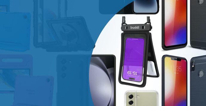 Alle Motorola One hoesjes