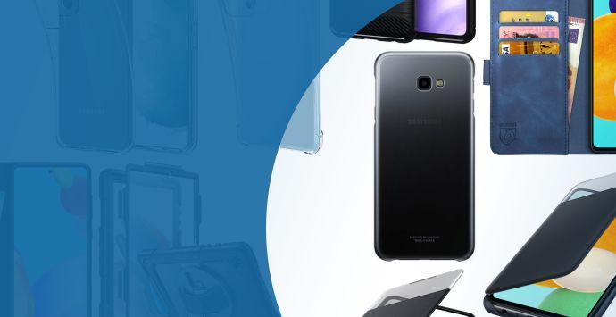 Alle Samsung Galaxy J4 Plus hoesjes
