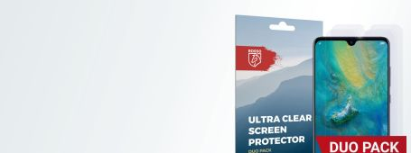 Huawei Mate 20 screen protectors