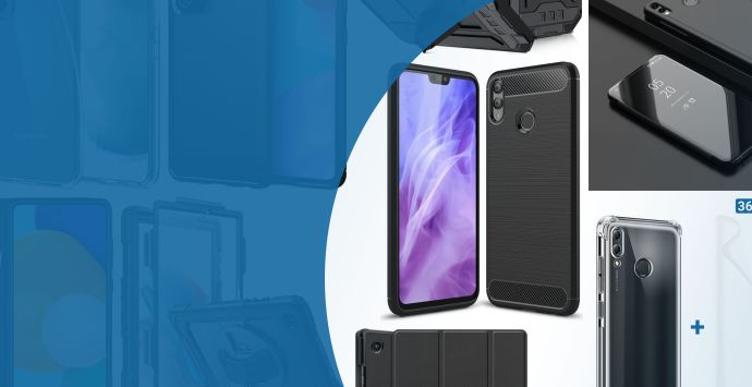 Alle Honor 8X hoesjes