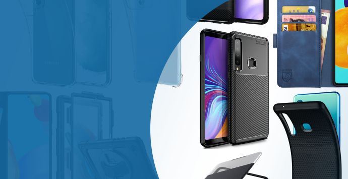 Alle Samsung Galaxy A9 (2018) hoesjes