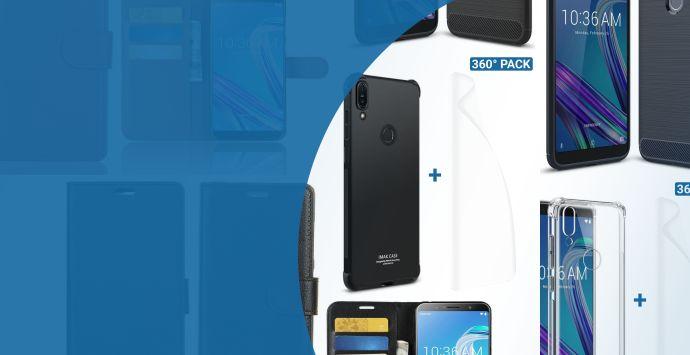 Alle Asus ZenFone Max Pro M1 hoesjes