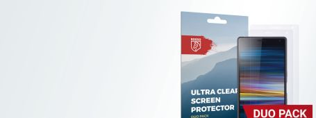 Sony Xperia 10 screen protectors