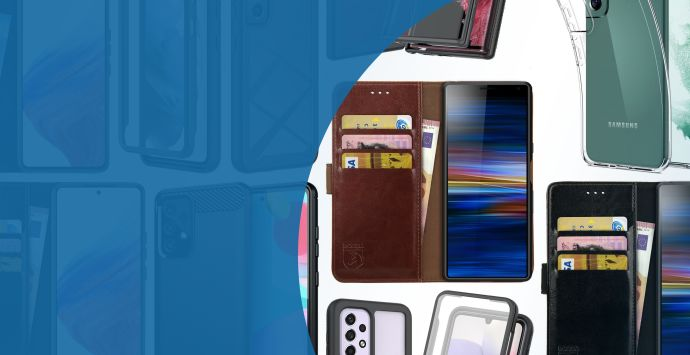 Alle Sony Xperia 10 Plus hoesjes