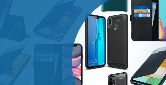 Alle Huawei Y9 (2019) hoesjes