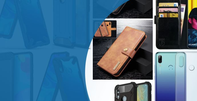 Alle Huawei P Smart (2019) hoesjes