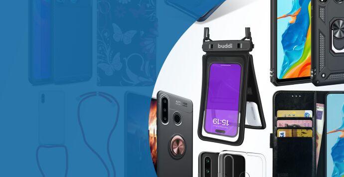 Alle Huawei P30 Lite hoesjes