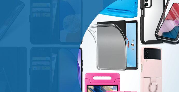 Alle Lenovo Tab P10 hoesjes