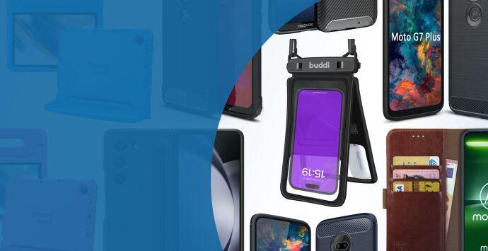Alle Motorola Moto G7 Plus hoesjes