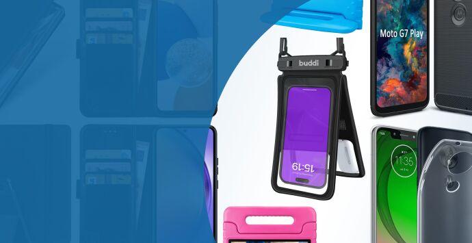Alle Motorola Moto G7 Play hoesjes