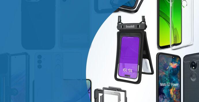 Alle Motorola Moto G7 Power hoesjes