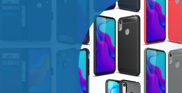 Alle Honor 8A hoesjes