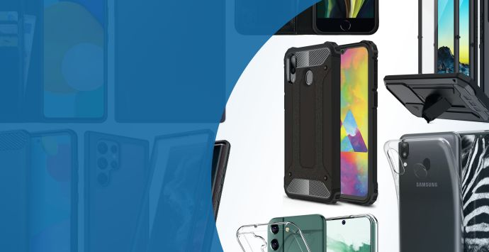Alle Samsung Galaxy M20 Power hoesjes