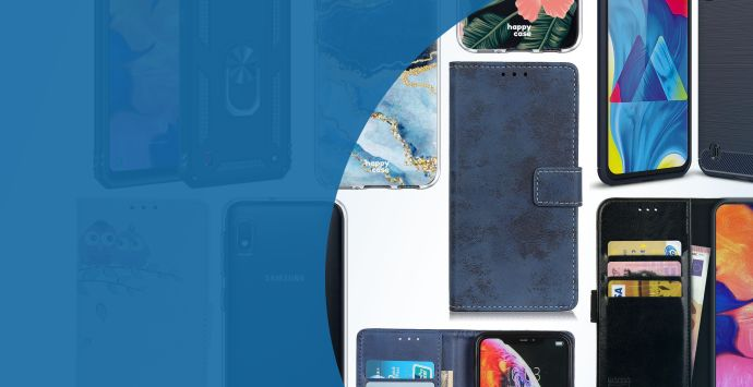 Alle Samsung Galaxy A10 hoesjes
