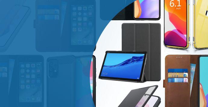 Alle Huawei MediaPad M5 Lite hoesjes