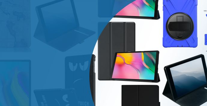 Alle Samsung Galaxy Tab A 10.1 (2019) hoesjes