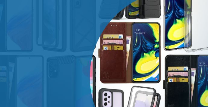 Alle Samsung Galaxy A80 hoesjes
