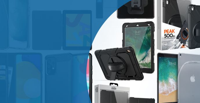 Alle iPad Air 10.5 (2019) hoesjes