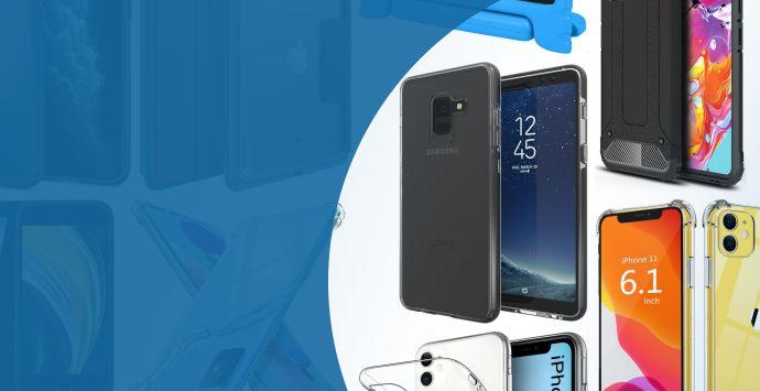 Alle Samsung Galaxy A8 Plus (2018) hoesjes