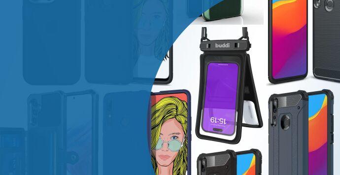 Alle Huawei P Smart Z hoesjes