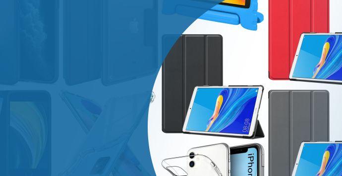 Alle Huawei MediaPad M6 8.4 hoesjes