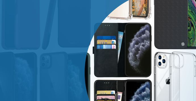 Alle iPhone 11 Pro Max hoesjes