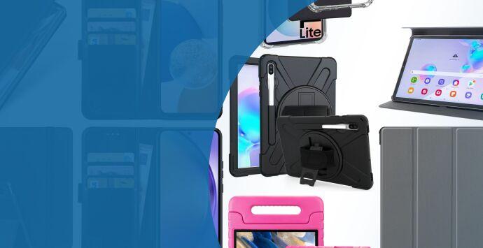 Alle Samsung Galaxy Tab S6 hoesjes