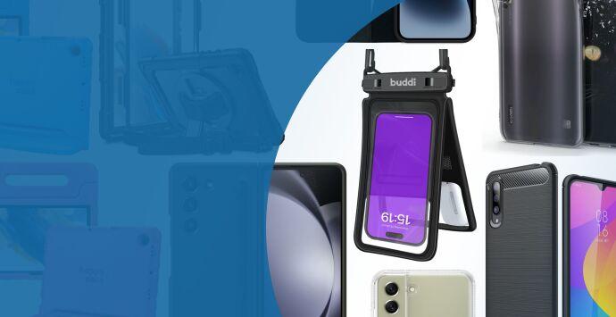 Alle Xiaomi Mi A3 hoesjes