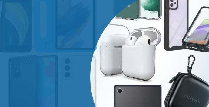 Alle AirPods hoesjes