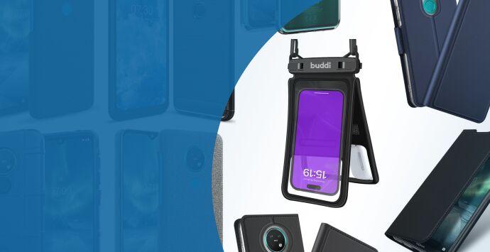 Alle Nokia 7.2 hoesjes