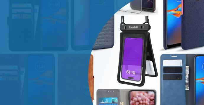 Alle Motorola Moto E6 Plus hoesjes