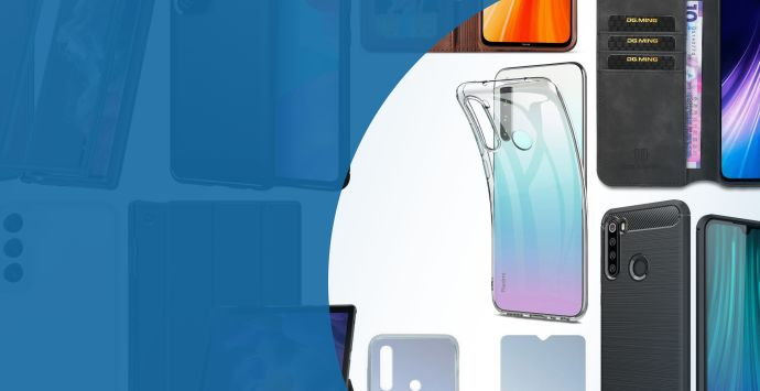 Alle Xiaomi Redmi Note 8 hoesjes
