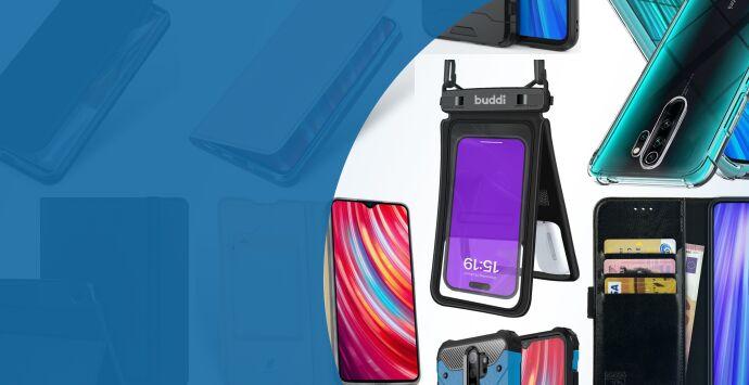 Alle Xiaomi Redmi Note 8 Pro hoesjes