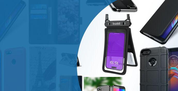 Alle Motorola Moto E6 Play hoesjes