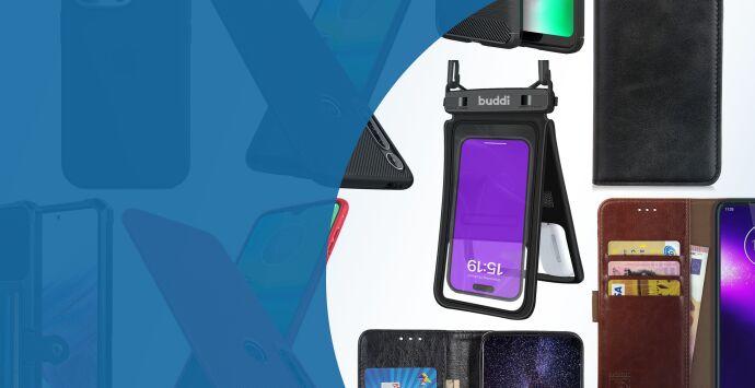 Alle Motorola One Macro hoesjes