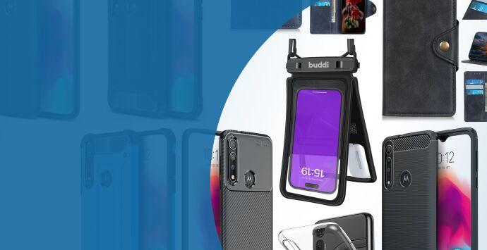 Alle Motorola Moto G8 Plus hoesjes