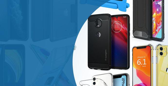 Alle Motorola Moto Z4 hoesjes