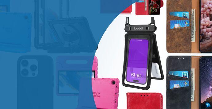 Alle Xiaomi Redmi Note 8T hoesjes